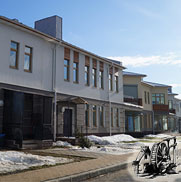 Установка систем безопасности в малоэтажном жилом комплексе «Петровская мельница»