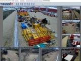 Установка IP видеонаблюдения в Pekkaniska Group