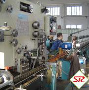 Установка систем безопасности на заводе-изготовителе профессионального динамического инструмента «САН РЭЙН»