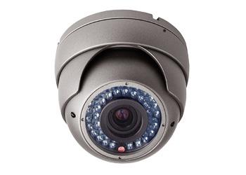 """1 цветная (функция """"день-ночь"""") внутренняя, купольная AHD камера 1 Мп с ИК подсветкой"""