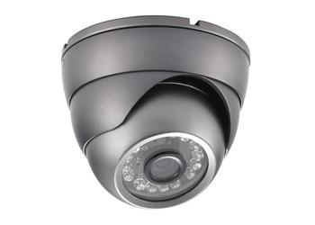 4 внутренние цветные купольные AHD камеры 1 Мп, с ИК подсветкой