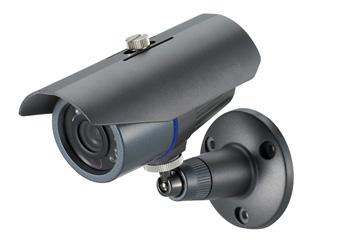 8 уличных цветных AHD камер 1 Мп, с ИК подсветкой