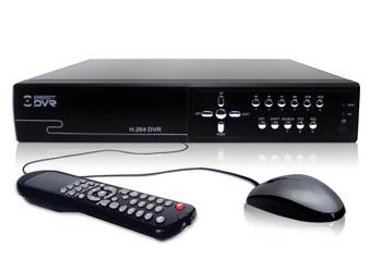 1 гибридный AHD видеорегистратор 4 канала, скорость записи 100 к/с на все каналы
