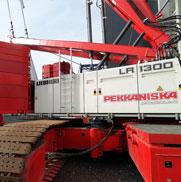 Установка систем безопасности на складских комплексах «Pekkaniska Group»
