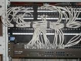 Монтаж сетей в складском комплексе корпорации Itella