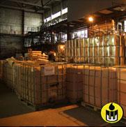 Установка систем безопасности на заводе имени «Шаумяна» по производству масел и смазок